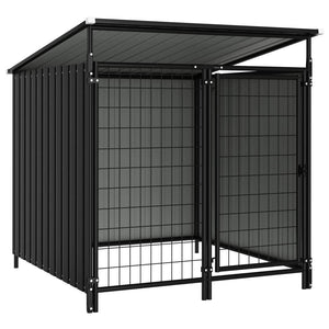 Outdoor Dog Kennel 133x133x113 cm sku-144048