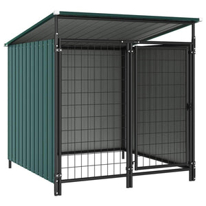 Outdoor Dog Kennel 133x133x113 cm sku-144049