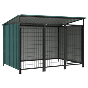 Outdoor Dog Kennel 193x133x113 cm sku-144051