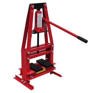 6-ton Hydraulic Heavy Duty Floor Shop Press high quality