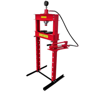20 Ton Air Hydraulic Floor Shop Press H Type