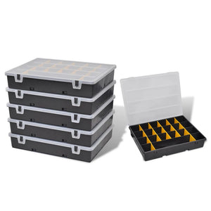 Storage Box Sort Case 6 pcs