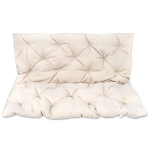 41473 Cream Cushion for Swing Chair 120 cm
