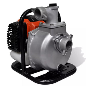 Petrol Powered Water Pump 2 Stroke 1.25 kW 1.3 L