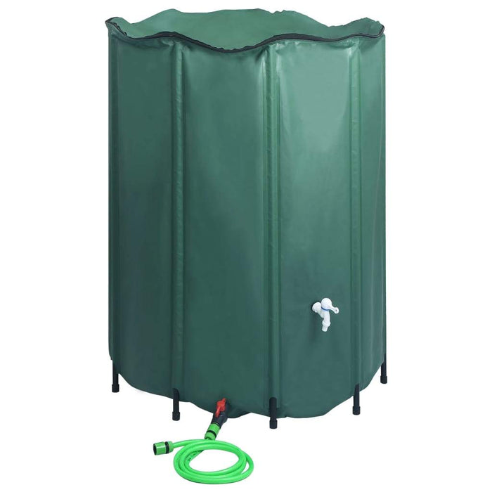 Collapsible Rain Water Tank with Spigot 1250 L