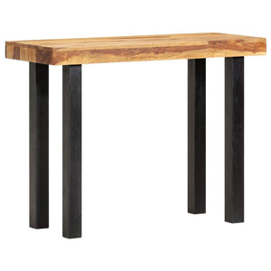 Console Table 100x40x76 cm Solid Sheesham Wood