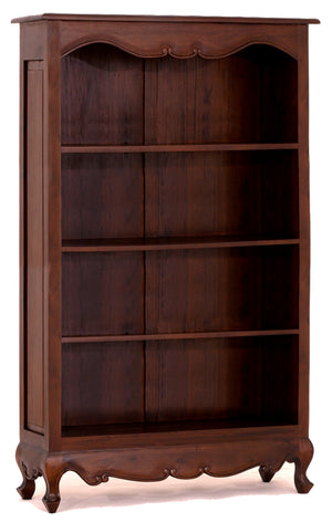 Queen Ann Bookcase (Mahogany)