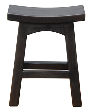 Timber Stool H 48 cm (Chocolate)
