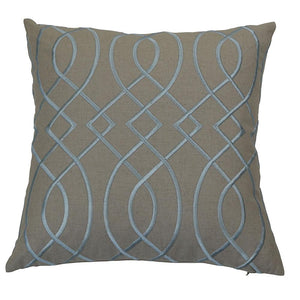 Bianca Sky Blue Cushion Cover