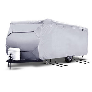 Weisshorn 14-16ft Caravan Cover Campervan 4 Layer UV Water Resistant