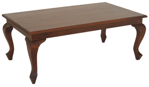 Queen Ann Coffee Table (Mahogany)
