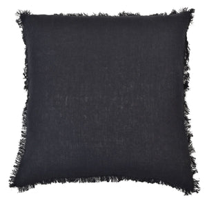 Camargue Black Cushion Cover
