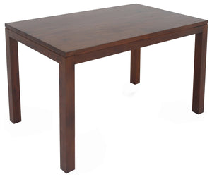 Amsterdam Dining Table 120x70cm (Mahogany)