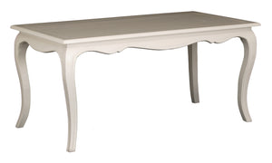 French Dining Table 160x85cm (White)