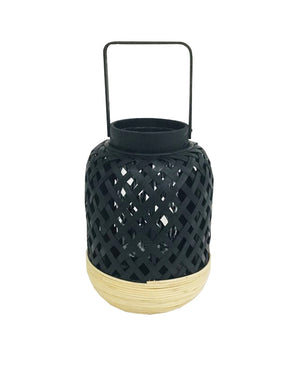 2x Bamboo Lanterns, Large