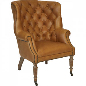Gerrard Arm Chair - Honey