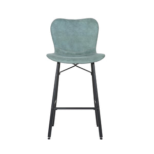 SUEDE BAR CHAIR