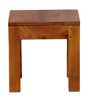 Amsterdam Lamp Table (Light Pecan)