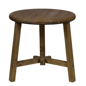 Madrid Timber Side Table