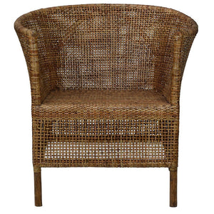 Plantation Rattan Chair