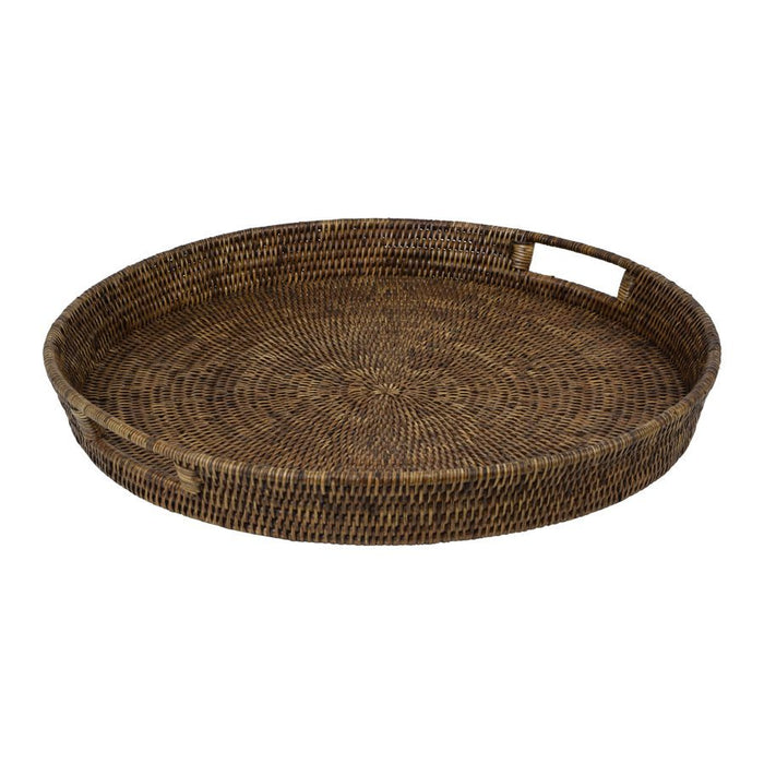 Plantation Tray Round Large