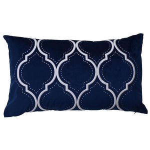 Santa Monica Navy Cushion Cover