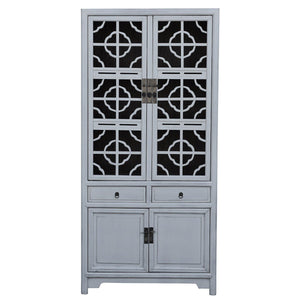 Shenzhen Timber Cabinet, Antique White