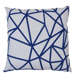 Waverley Navy Cushion Cover