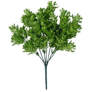 Vivid Green Wide Eucalypts Plant 32cm UV Resistant