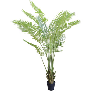 Artificial Multi Stem Hawaii Palm 190cm