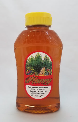 Honey - 16 oz. Queenline