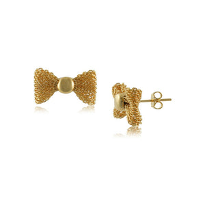 10175R 18K Gold Layered Earring
