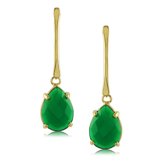 10426R 18K Gold Layered Earring