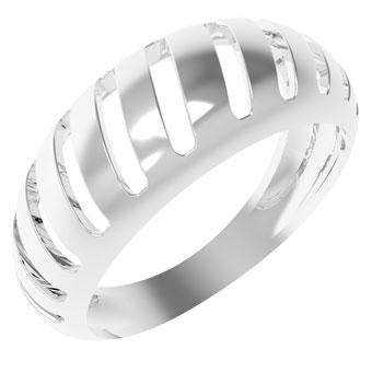10435P  925 Silver Women's Ring