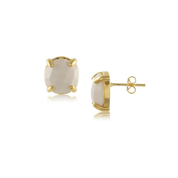 10485R 18K Gold Layered Earring