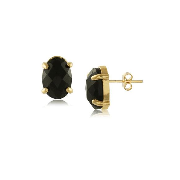 10489R 18K Gold Layered Earring