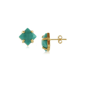 10494R 18K Gold Layered Earring