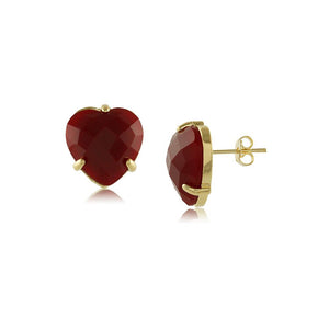 10495R 18K Gold Layered Earring