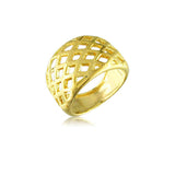 11317 18K Gold Layered Women's Ring