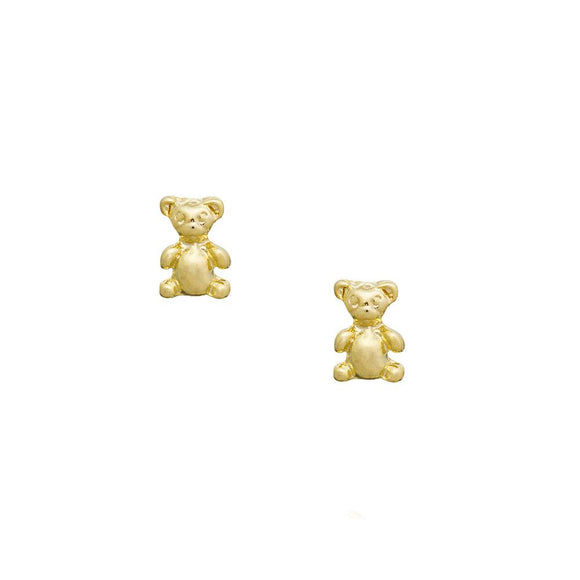 11840R 18K Gold Layered Earring