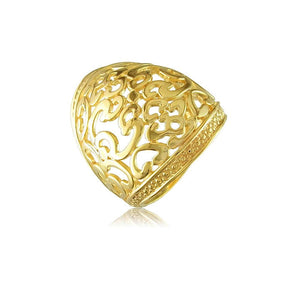 12189 18K Gold Layered Women's Ring