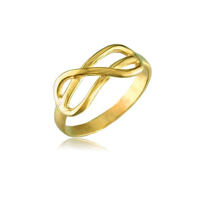 12401 18K Gold Layered Women's Ring
