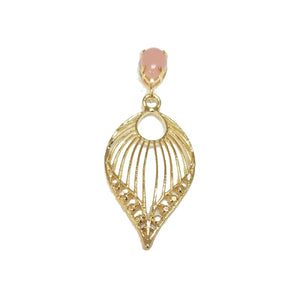 12800R 18K Gold Layered Earring