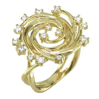 13274 - CZ Women's Ring