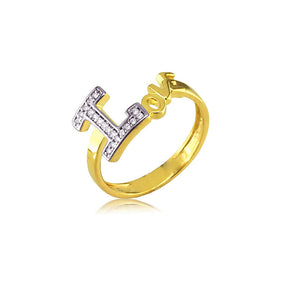 13456 - CZ Women's Ring