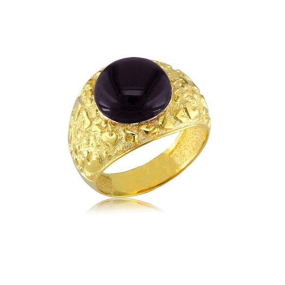 13729 18K Gold Layered Women's Ring