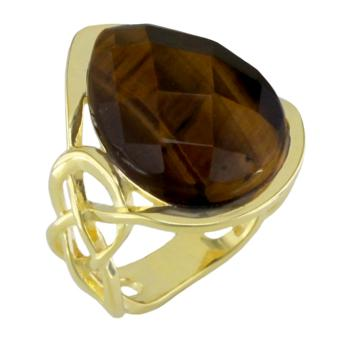 13746 18K Gold Layered Women's Ring