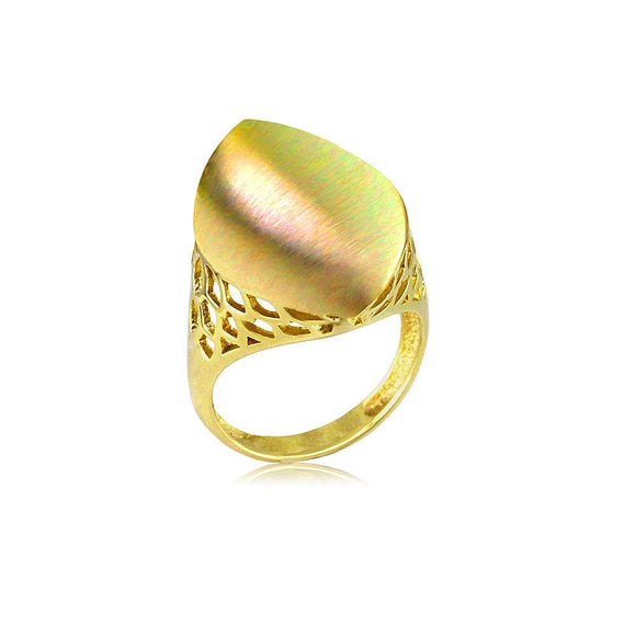 13818 18K Gold Layered Women's Ring