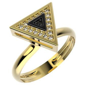 14201 CZ Women's Ring