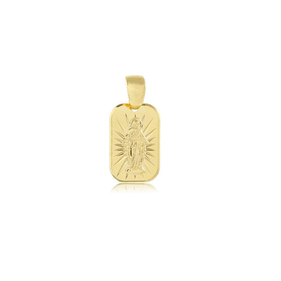 20212R 18K Gold Layered Pendant